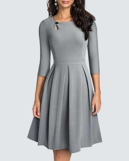 Vestido Midi Gode Evangelica