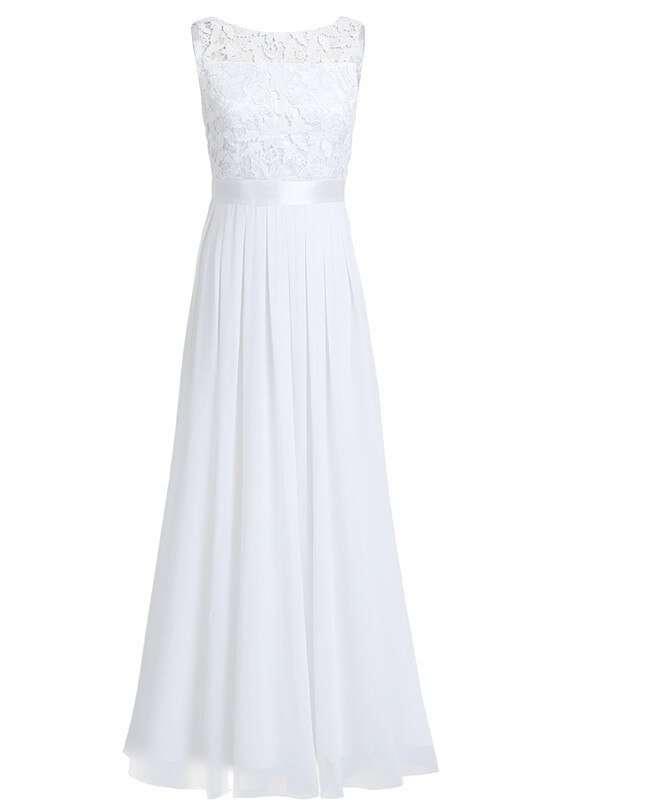 Vestido Longo para Casamento