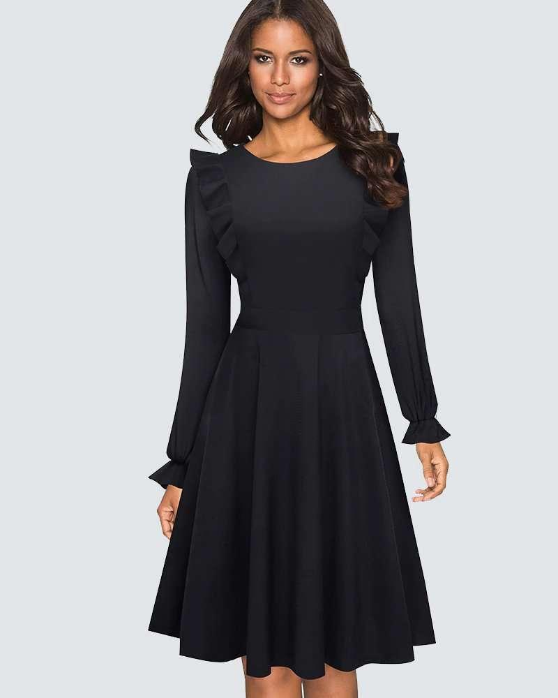 Vestido Midi Gode Evangelico